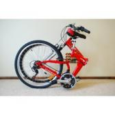 Columba Shimano Folding Bike Review